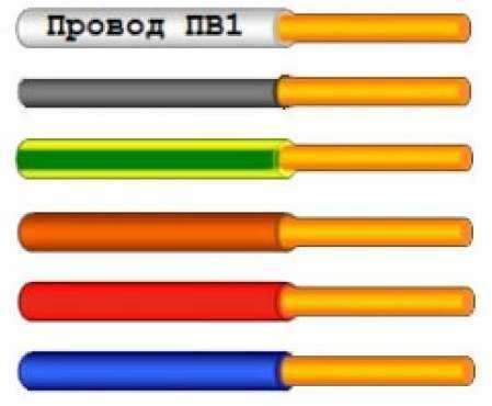 Фото Провод ПуВ 16 Б (м) ЭлПром НТ000003136