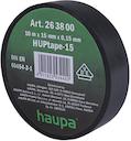 Haupa 263862 Изолента ПВХ 25мм (рул.20м) черн.