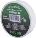 Haupa 263864 Изолента ПВХ 25мм (рул.20м) бел.